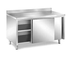 Vendita retrobanco bar neutro e attrezzature alberghiere for Arredo inox crotone