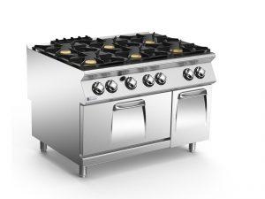 Vendita attrezzature professionali a padova cucine cagif - Marche cucine a gas ...
