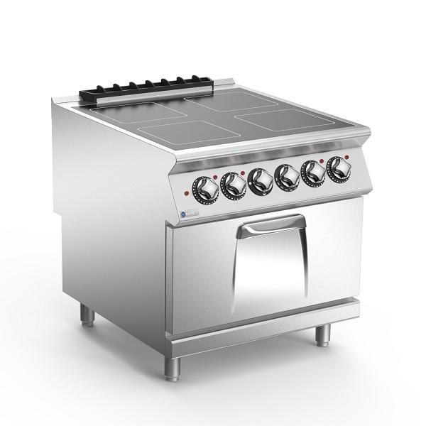 Vendita attrezzature per la ristorazione padova cucine - Cucine in vetroceramica ...