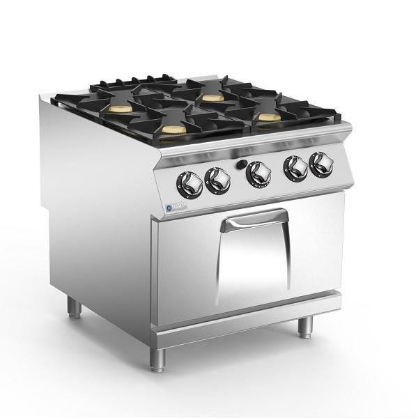 Cucine elettriche interamente touch